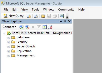 sql-management-studio